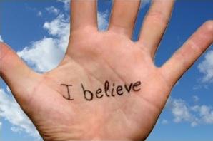 believe, volunteer